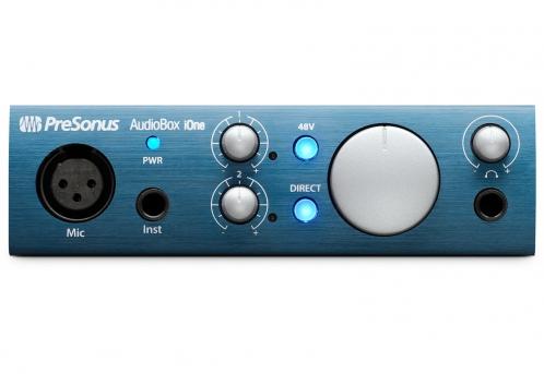 Presonus AudioBox iOne USB interfejs audio