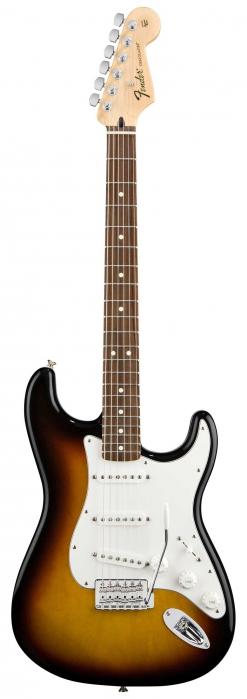 Fender Standard Stratocaster RW Brown Sunburst gitara elektryczna, podstrunnica palisandrowa