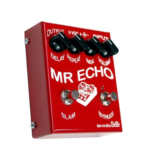 Rockett SIB Mr Echo Plus delay efekt gitarowy