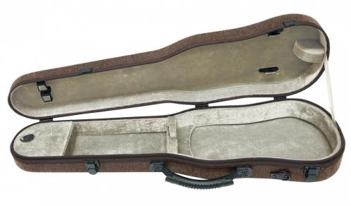 Gewa 300111 Bio S 4/4 futerał na skrzypce brązowo-beżowy