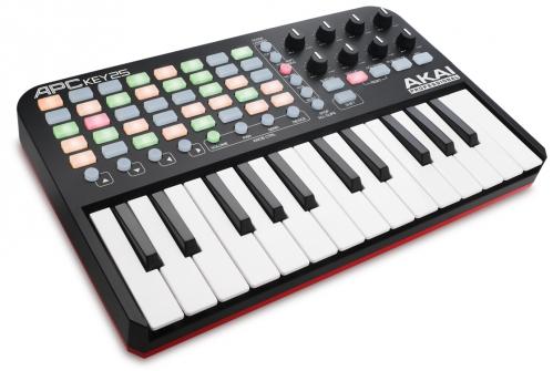 AKAI APC Key 25 kontroler MIDI Ableton Live