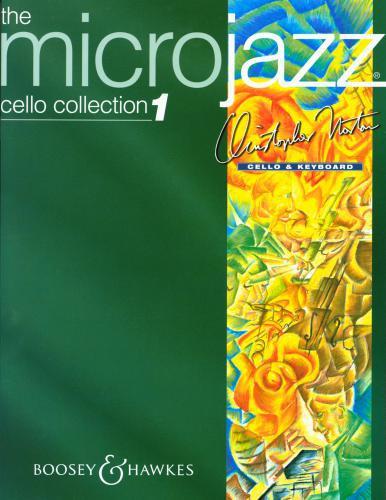 PWM Norton Cristopher - Microjazz Cello Collection, vol. 1