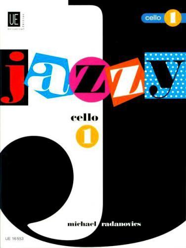 PWM Radanovics Michael - Jazzy Cello vol. 1 na wiolonczel i fortepian