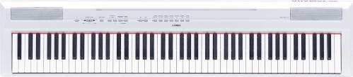 Yamaha P 115 WH pianino cyfrowe (białe)