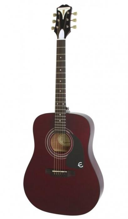Epiphone PRO 1 Acoustic Wine Red gitara akustyczna