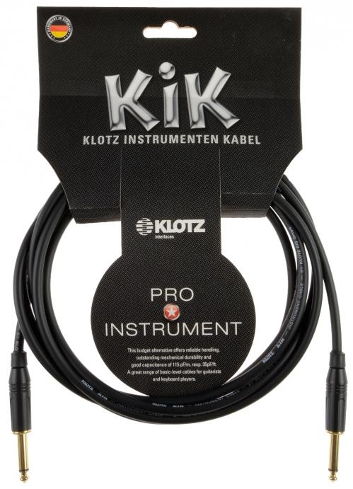 Klotz KIKA 045 PP1 kabel instrumentalny 4,5m