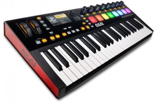 AKAI Advance 49 klawiatura sterująca USB/MIDI