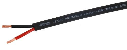 4Audio LS2400 kabel głośnikowy 2x4,0mm instalacyjny OFC