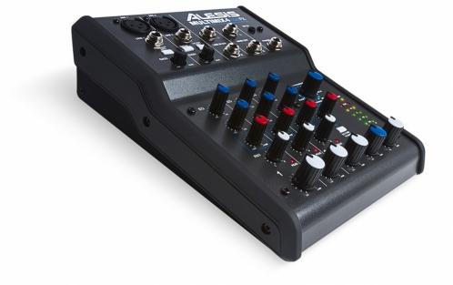 Alesis MultiMix 4 USB FX mikser analogowy z procesorem efektów i interfejsem USB