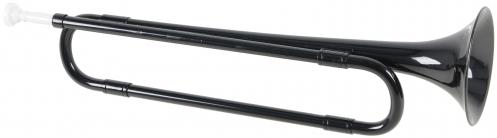 AN PH-90-BK trąbka sygnałowa, wuwuzela, plastikowa, stadionowa - kibica