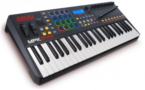 AKAI MPK 249 klawiatura sterująca USB/MIDI