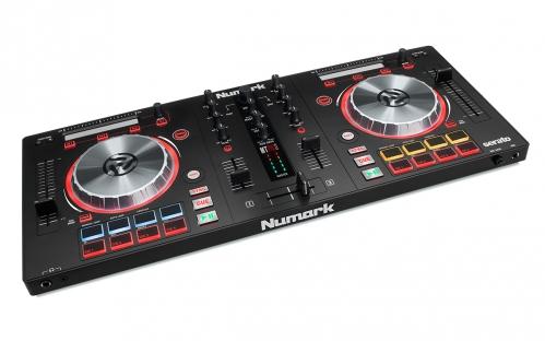 Numark MixTrack Pro III cyfrowy kontroler DJ