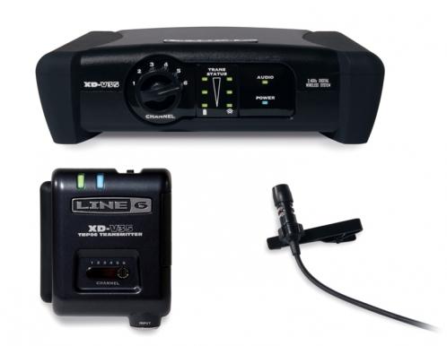 Line 6 XD-V35L system bezprzewodowy z mikrofonem typu Lavalier