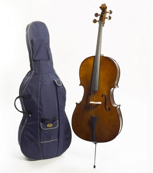 Stentor SR-1102-1/2 Student I Cello Set - wiolonczela 1/2
