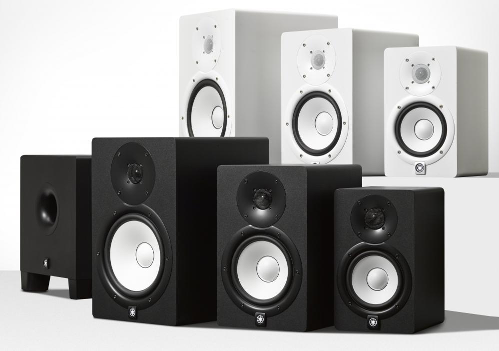 Yamaha hs8 monitor aktywny for Yamaha hs8 sub