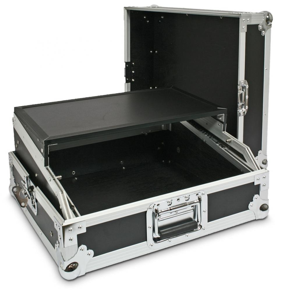 american dj dj laptop case l rack. Black Bedroom Furniture Sets. Home Design Ideas