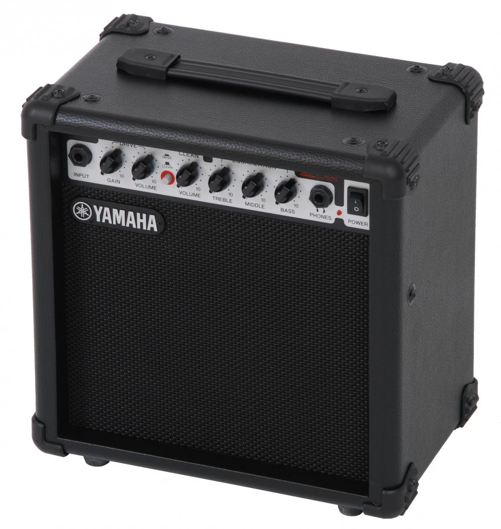 Yamaha ga 15 wzmacniacz gitarowy 15w for Yamaha albany ga