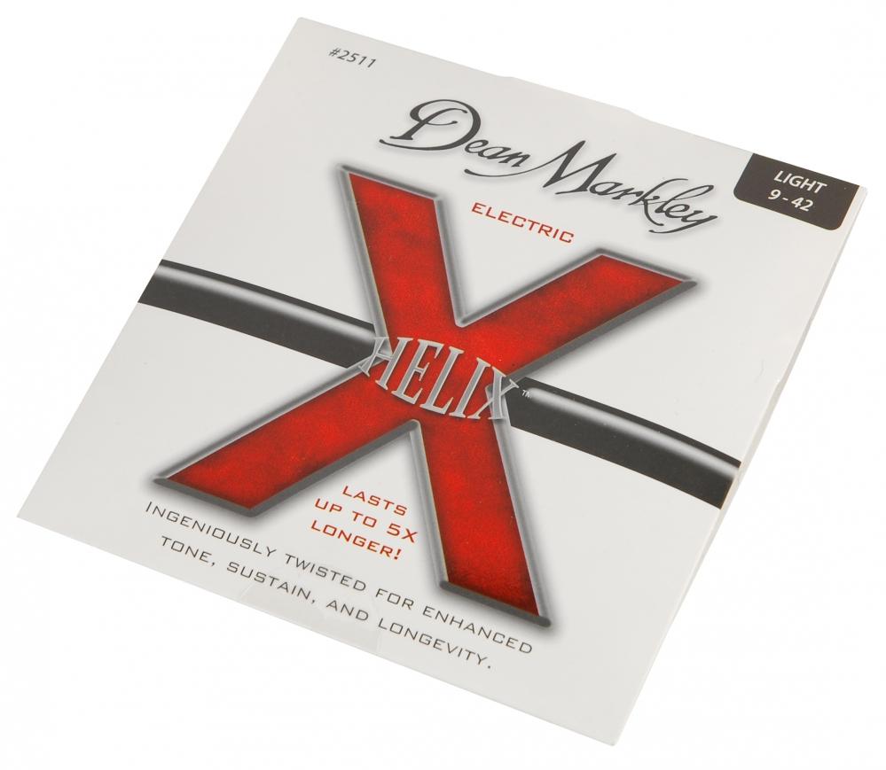 Dean Markley 2511 LT Helix HD Struny Do Gitary