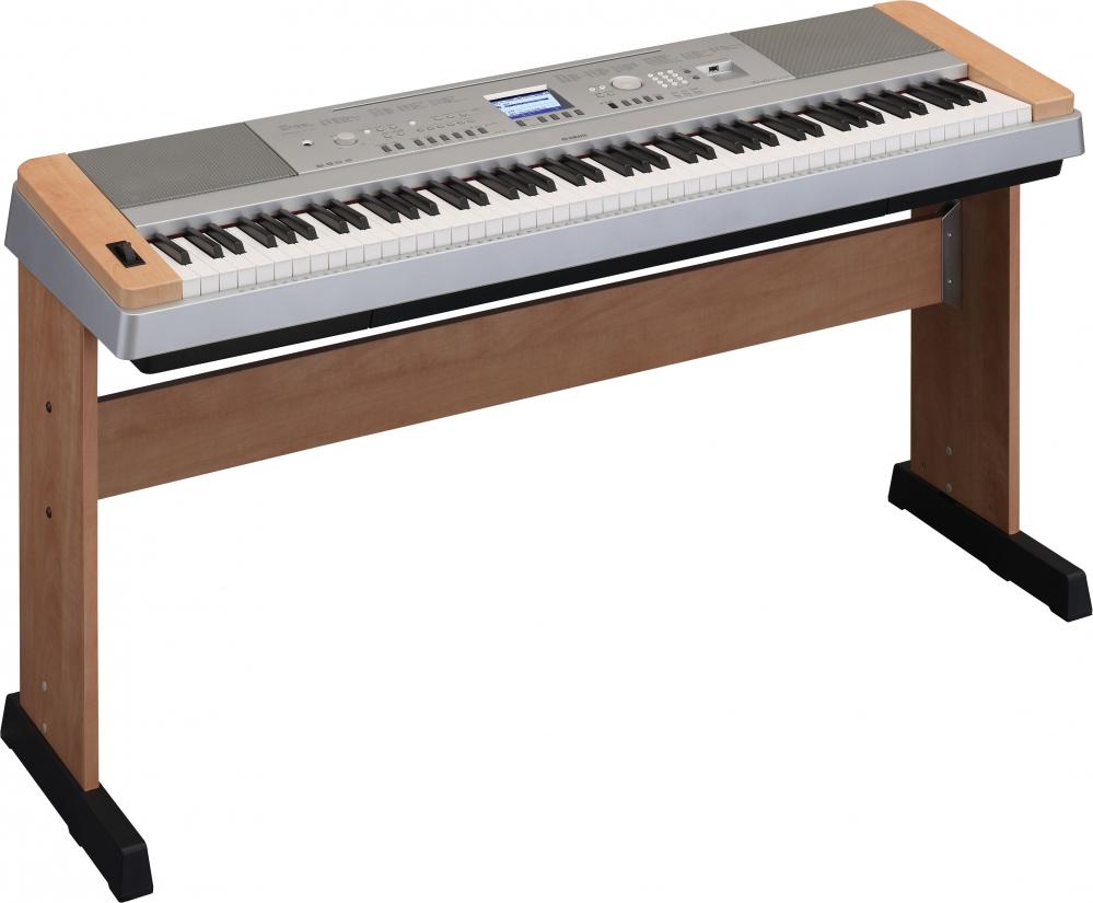 yamaha dgx 640 c keyboard z wa on klawiatur 88 klawiszy. Black Bedroom Furniture Sets. Home Design Ideas