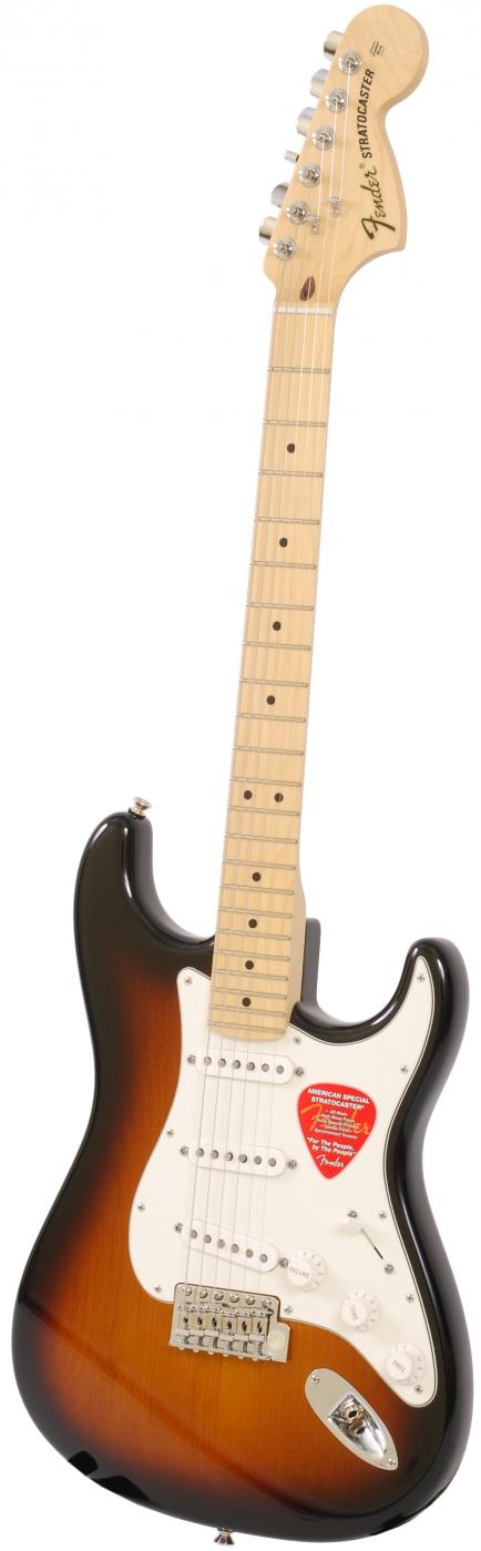 гитара fender special: