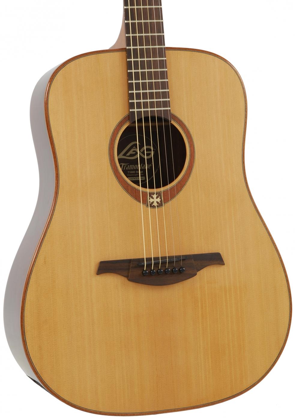 Lag Gla T100d Gitara Akustyczna