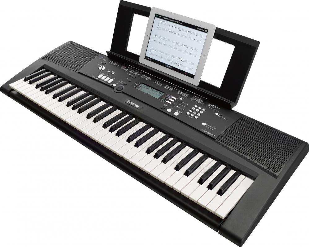 Yamaha ez 220 keyboard instrument klawiszowy for Yamaha piano keyboard models