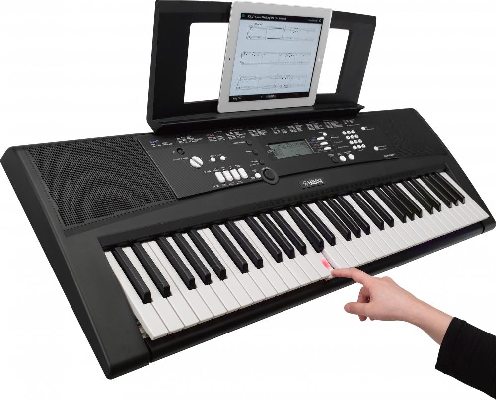 yamaha ez 220 keyboard instrument klawiszowy. Black Bedroom Furniture Sets. Home Design Ideas