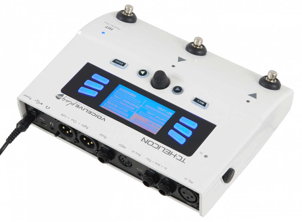 tc helicon voicelive gtx manual