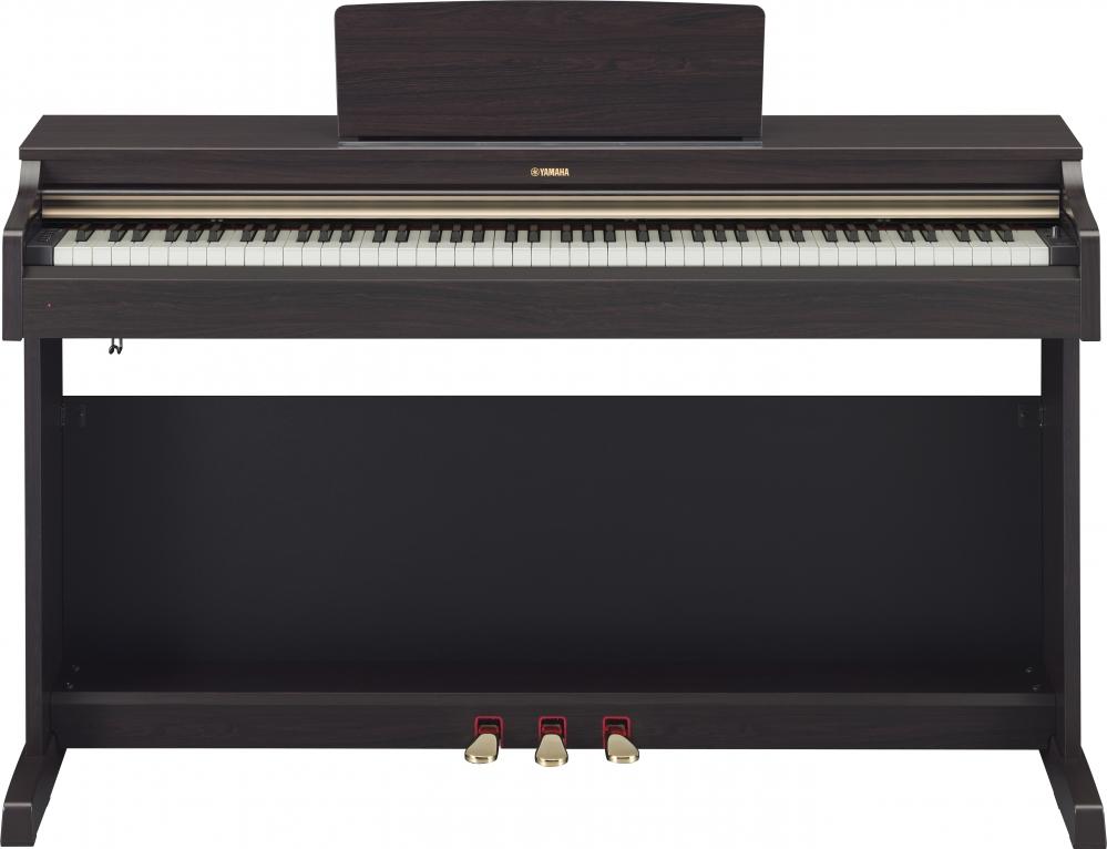 Yamaha ydp 162 arius pianino cyfrowe kolor palisander for Yamaha ydp 113 for sale