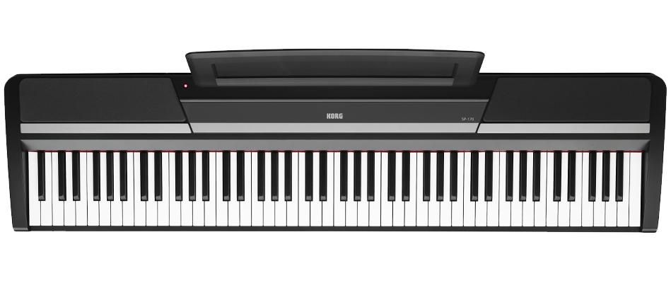 Korg SP 170 BK Pianino Cyfrowe