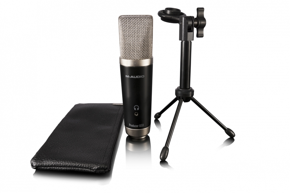 Микрофон m audio 2