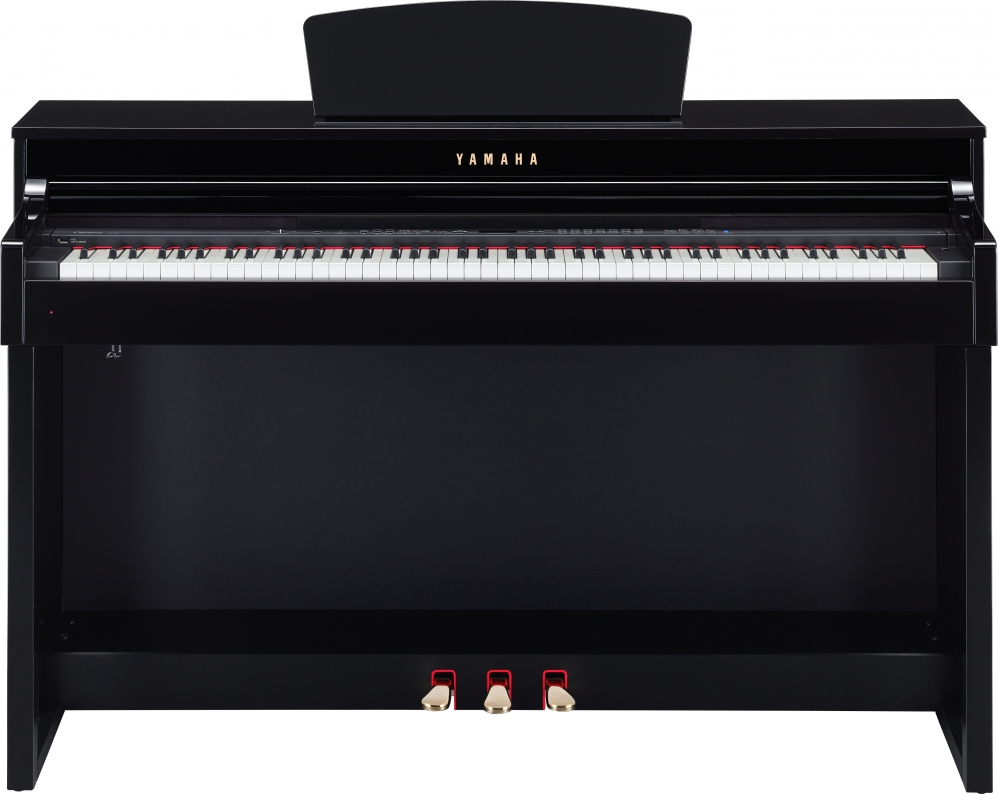 yamaha clp 430 pe clavinova pianino cyfrowe kolor. Black Bedroom Furniture Sets. Home Design Ideas