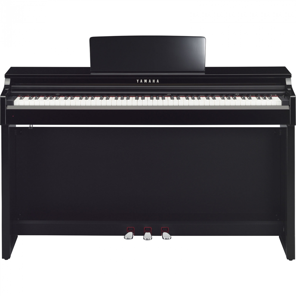 yamaha clp 525 pe clavinova pianino cyfrowe kolor. Black Bedroom Furniture Sets. Home Design Ideas