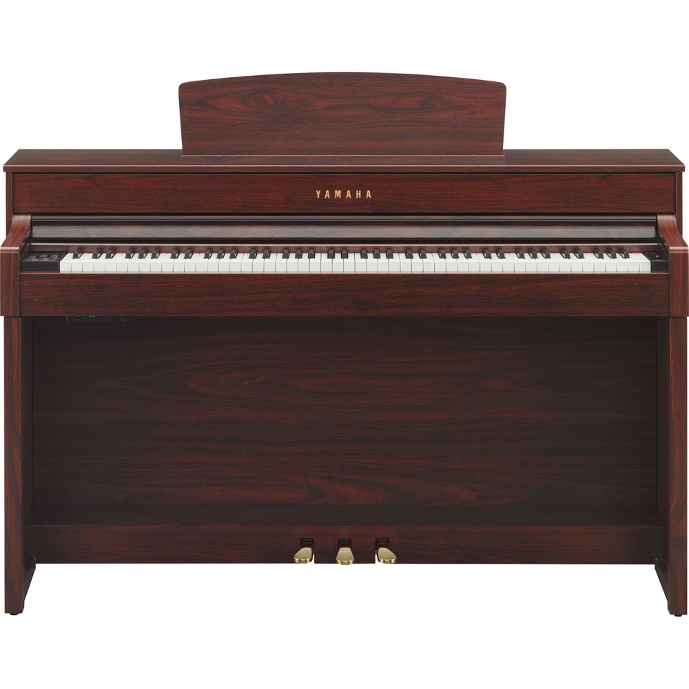 yamaha clp 545 m clavinova pianino cyfrowe kolor. Black Bedroom Furniture Sets. Home Design Ideas