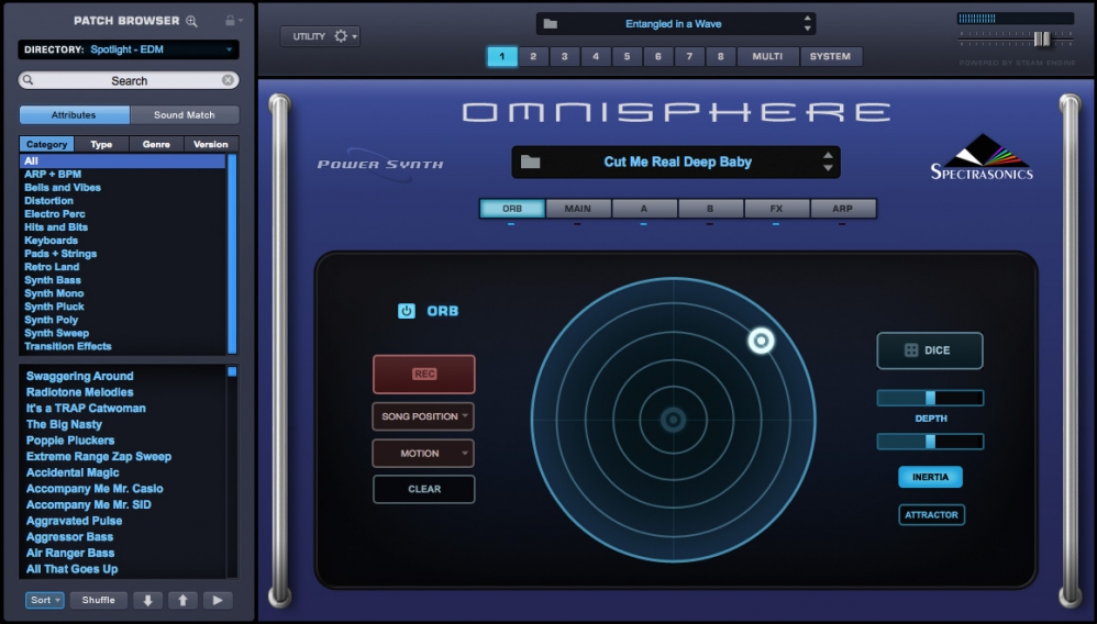 Spectrasonics omnisphere full version crack