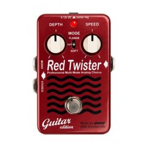 EBS Red Twister efekt do gitary elektrycznej - WYPRZEDAŻ