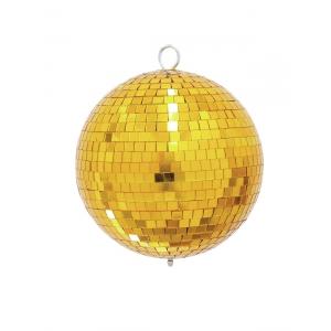 Eurolite złota kula lustrzana 20cm