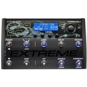 TC Helicon Voicelive 3 Extreme procesor wokalowy podłogowy
