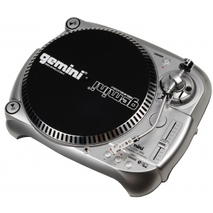 Gemini TT1100USB gramofon z napędem paskowym, z portem USB