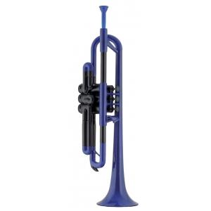 pTrumpet Blue trąbka Bb, plastikowa