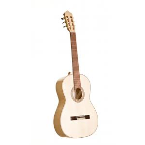 La Mancha Cristal gitara klasyczna z futerałem - WYPRZEDAŻ