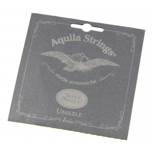 Aquila AQ 100U struny do ukulele sopranowe G-C-E-A