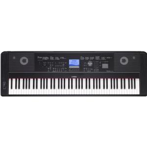 Yamaha DGX 660 B keyboard z ważoną klawiaturą (88  (...)