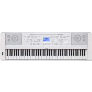 Yamaha DGX 660 WH keyboard z ważoną klawiaturą (88  (...)