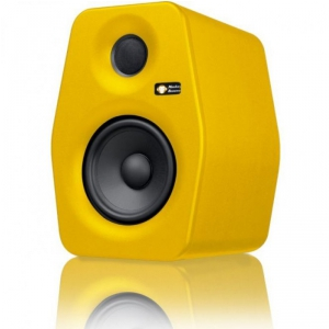 Monkey Banana Turbo 6 Yellow monitor aktywny 6 + 1 (60W LF + 30W HF), kolor żółty