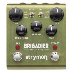 Strymon Brigadier dBucket delay efekt do gitary elektrycznej