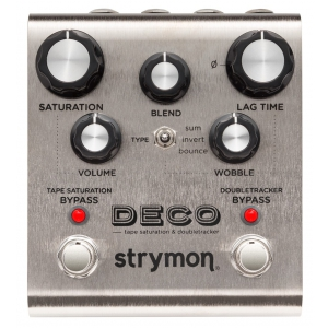 Strymon Deco tape saturation & doubletracker efekt do  (...)