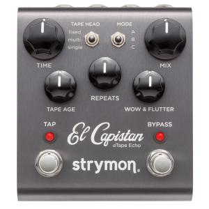 Strymon El Capistan delay efekt do gitary elektrycznej