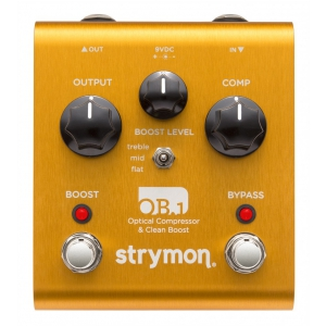 Strymon OB1 compressor & boost efekt do gitary  (...)