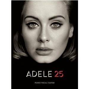 PWM Adele - 25 Album songbook (utwory na fortepian, wokal  (...)
